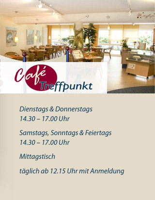 Café Treffpunknt Banner